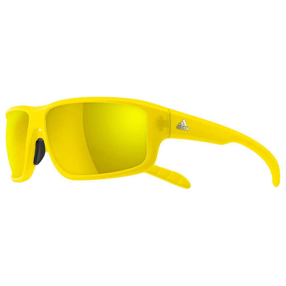 adidas eyewear yellow