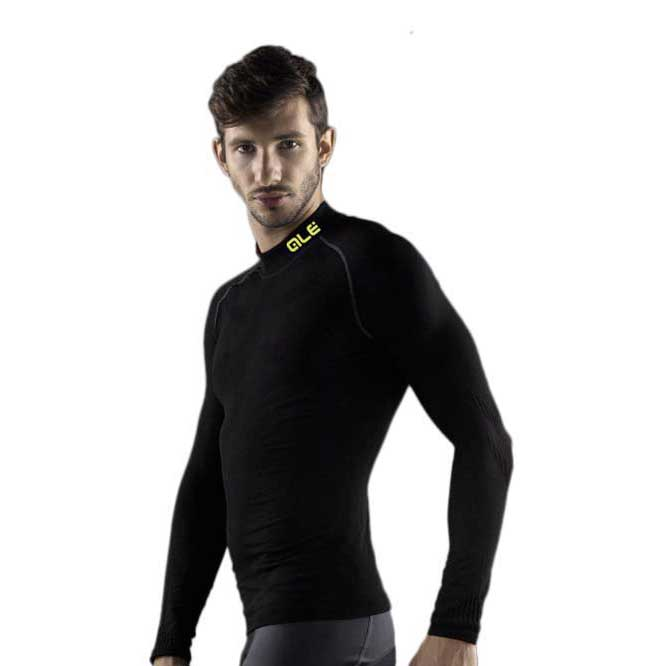 Ale Seamless Long Sleeve Base Layer