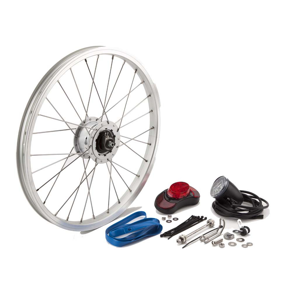 Brompton Light Kit Hub Shimano Dynamo
