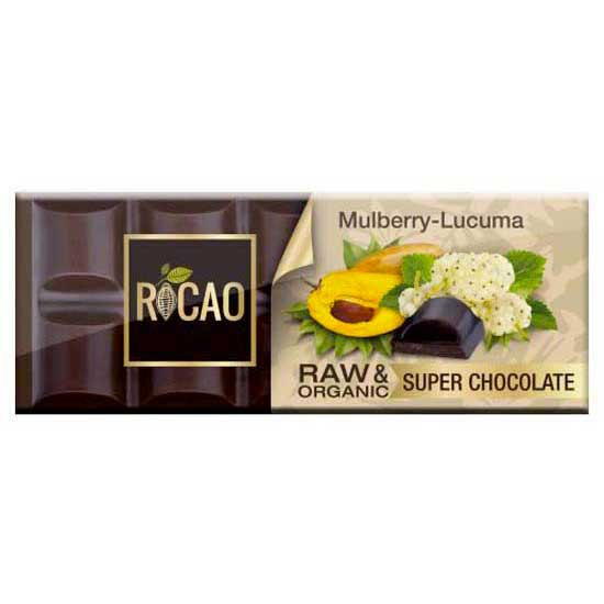 Rocao Chocolate Mulberry And Lucuma 38gr