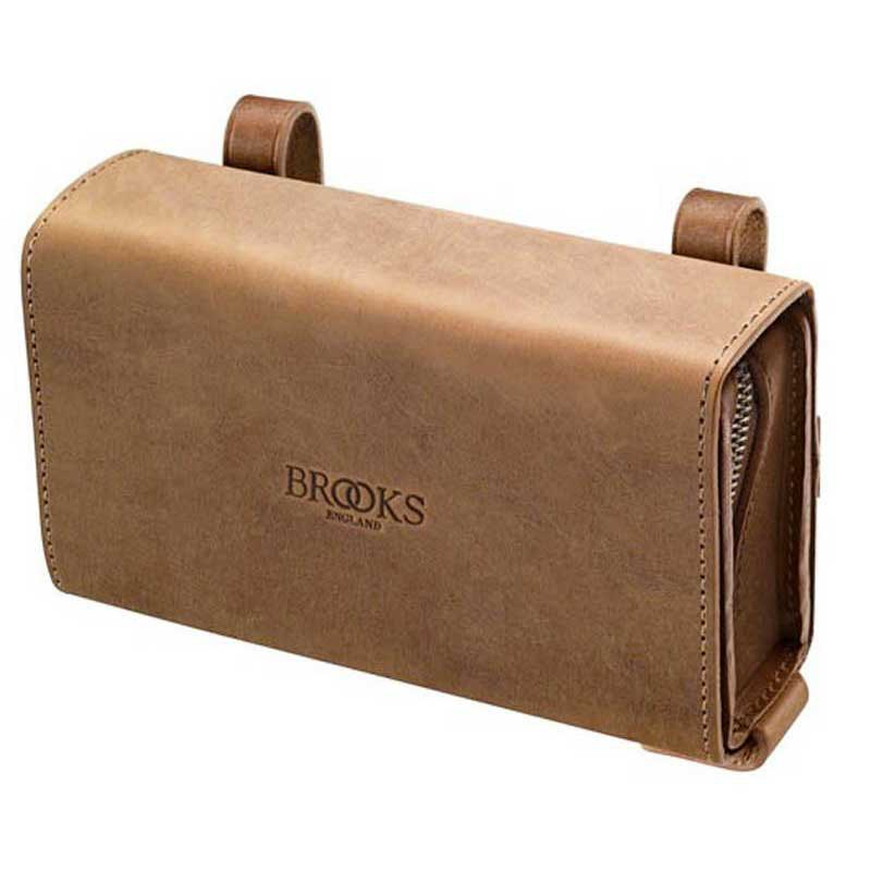 Brooks england D-shaped Saddle Bag
