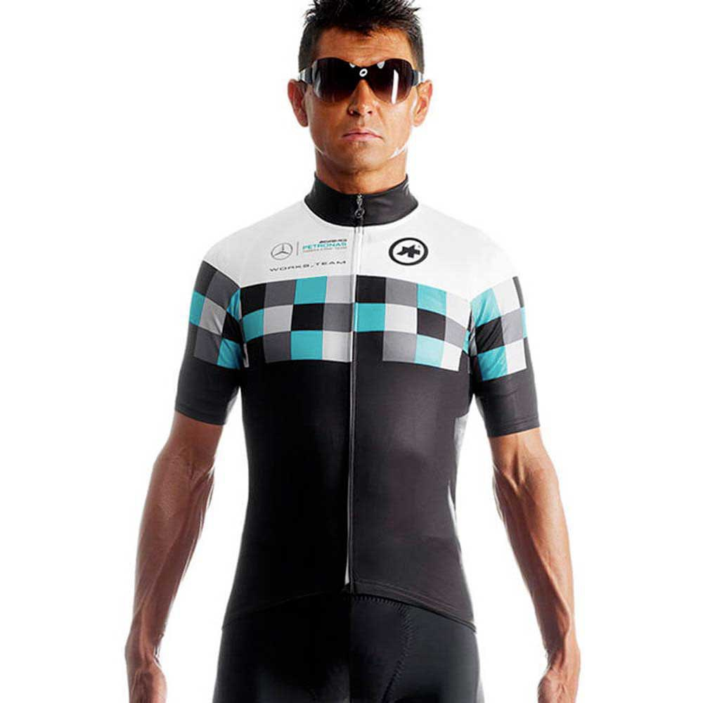 Assos SS.Works TeamJersey Evo7 Short Sleeves Jersey