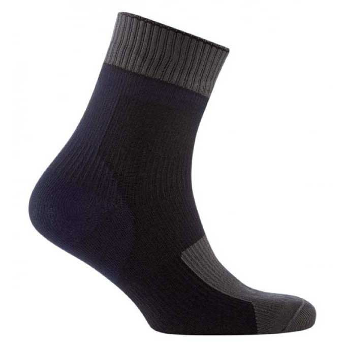 Sealskinz Thin Ankle Length Sock With Hydrostop