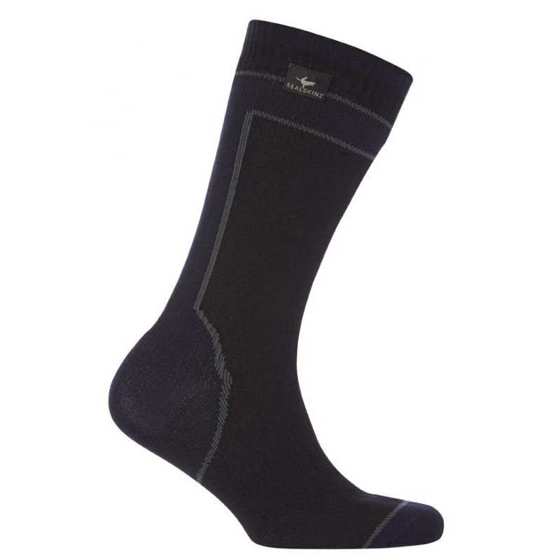 Sealskinz Mid Weight Mid Length Sock Hydrostop
