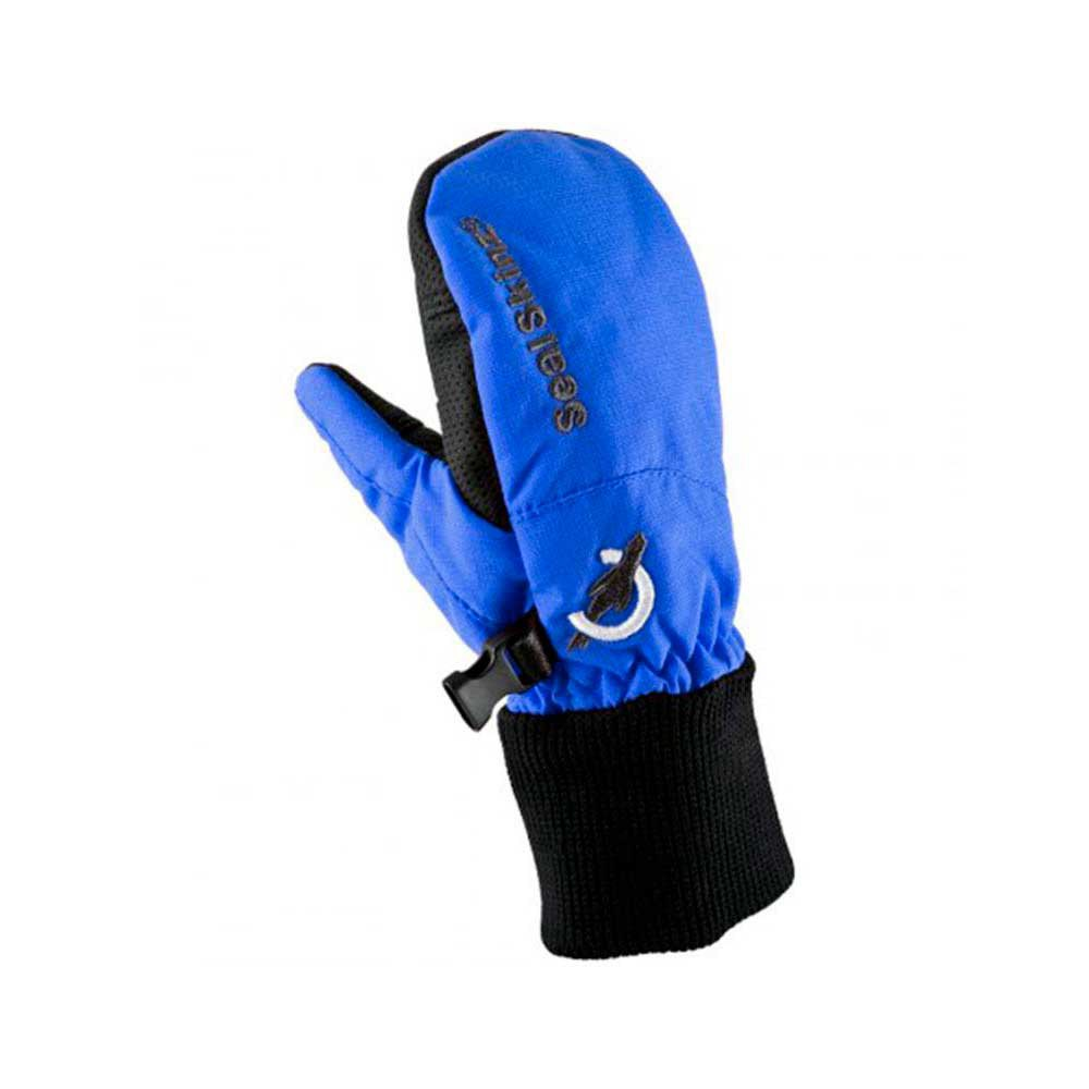 Sealskinz Mitten Blue / Noir Junior