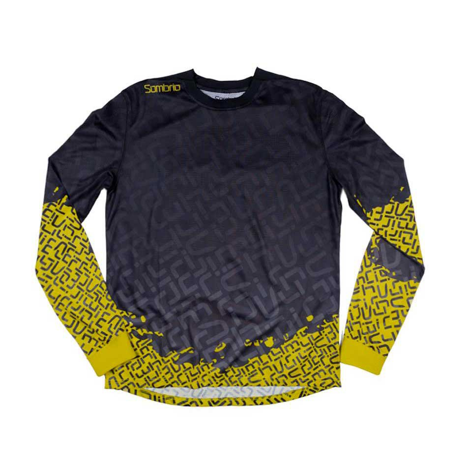 Sombrio Race Grappler Long Sleeves Jersey