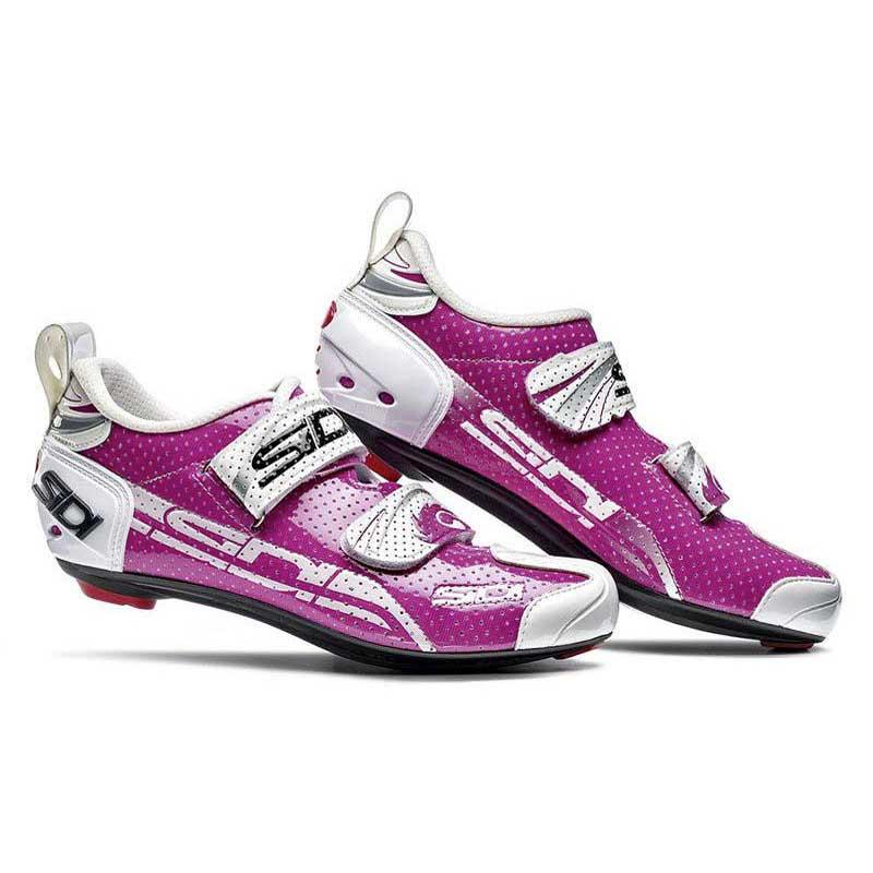 bb36cc8100f9f Sidi T4 Air Pink buy and offers on Bikeinn