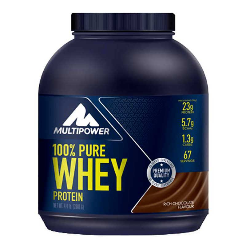 Multipower 100 Pure Whey Protein Choco 2 Kg