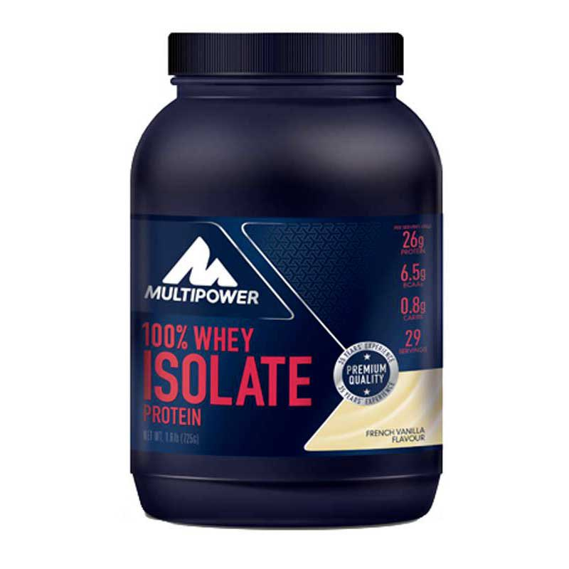 Multipower 100 Whey Isolate Protein Vanilla 725 gr