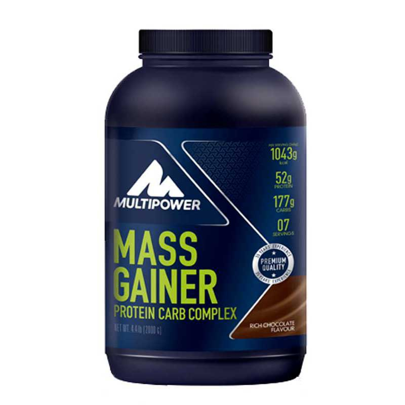 Multipower Mass Gainer Complex Protein/Carb Choco 2 Kg