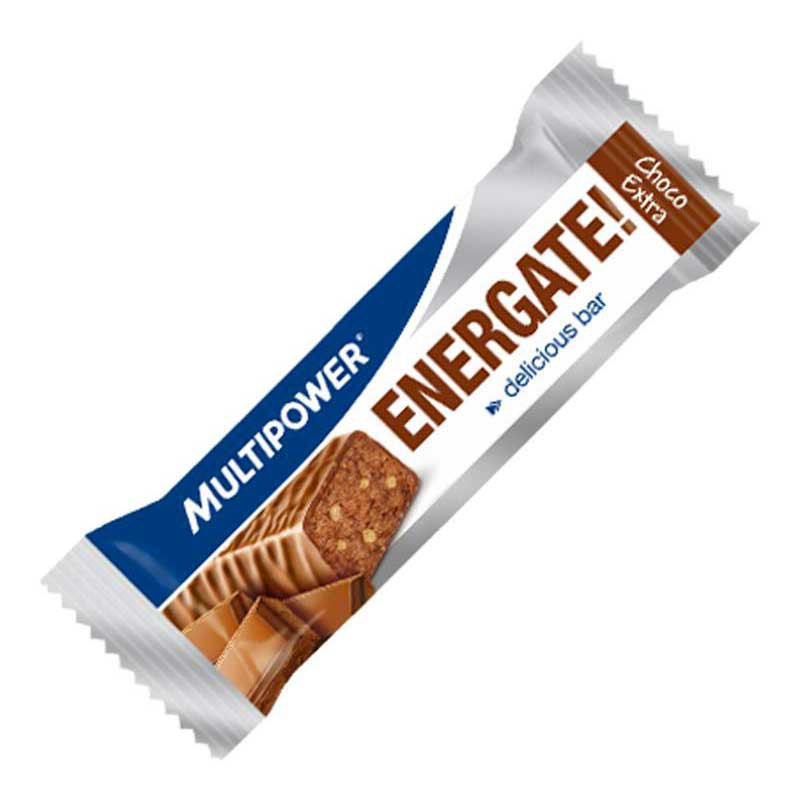 Multipower Bar Energate Choco Extra 35 gr (Box 24 Units)