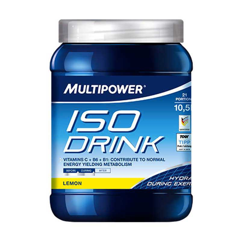 Multipower Iso Drink Lemon 735 gr