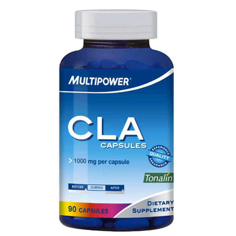 Multipower Cla (90 Capsules)