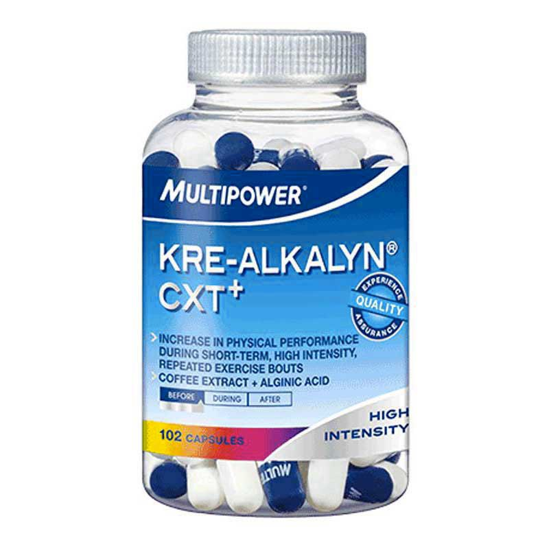 Multipower Kre Alkalyn (102 Capsules)