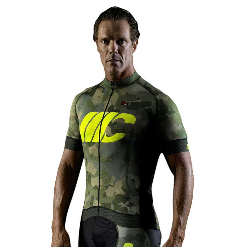 Cipollini Shorts Sleeves Jersey Mcipollini