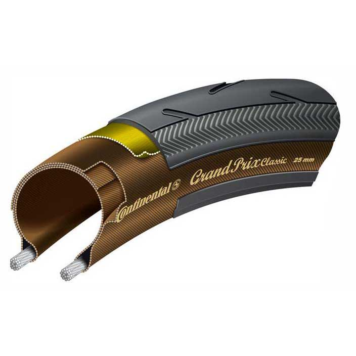 Continental Folding Grand Prix Classic 700x25C