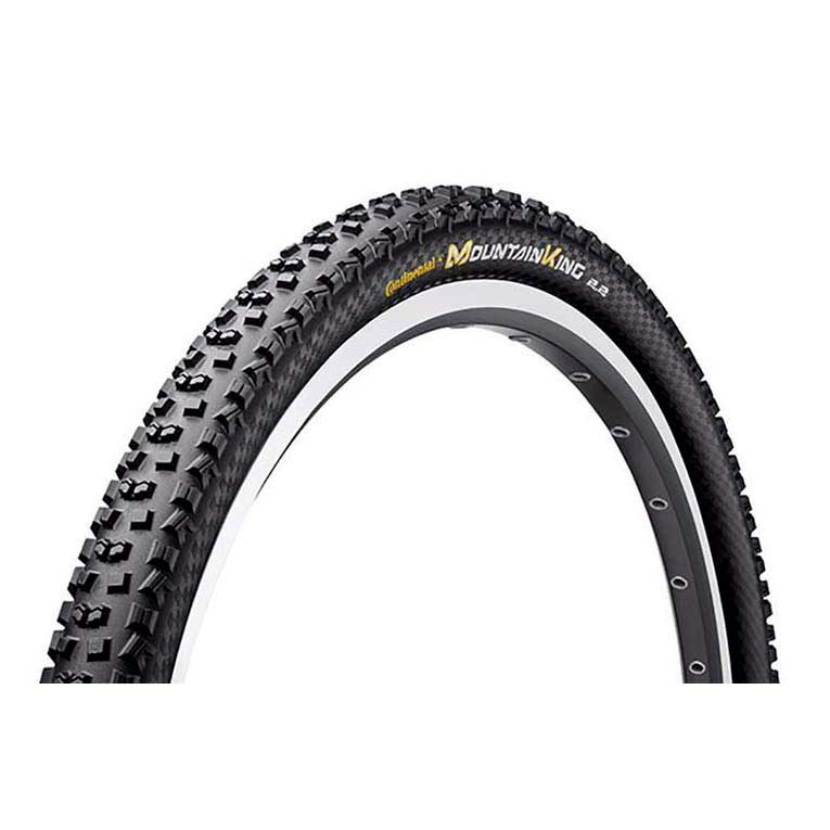 Continental Folding Mountain King 26x2.20 Tubeless Ready