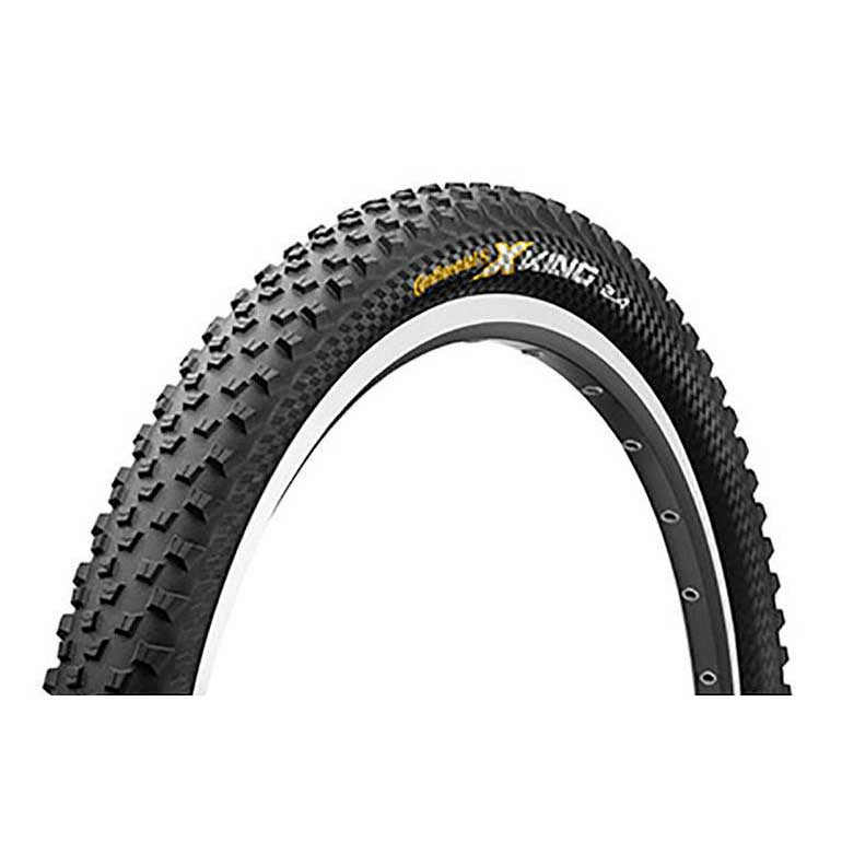 Continental Folding X-king 27.5x2.20 Tubeless Ready