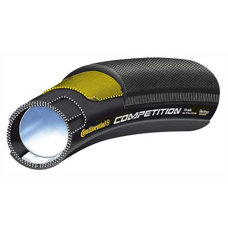 Continental Tubular Competition 22 Black
