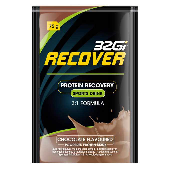 32gi Chocolate Recovery Individual 75gr
