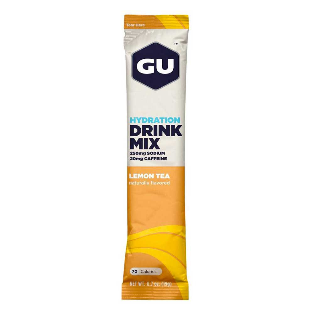 Gu Electrolyte Brew (box 24 Units)