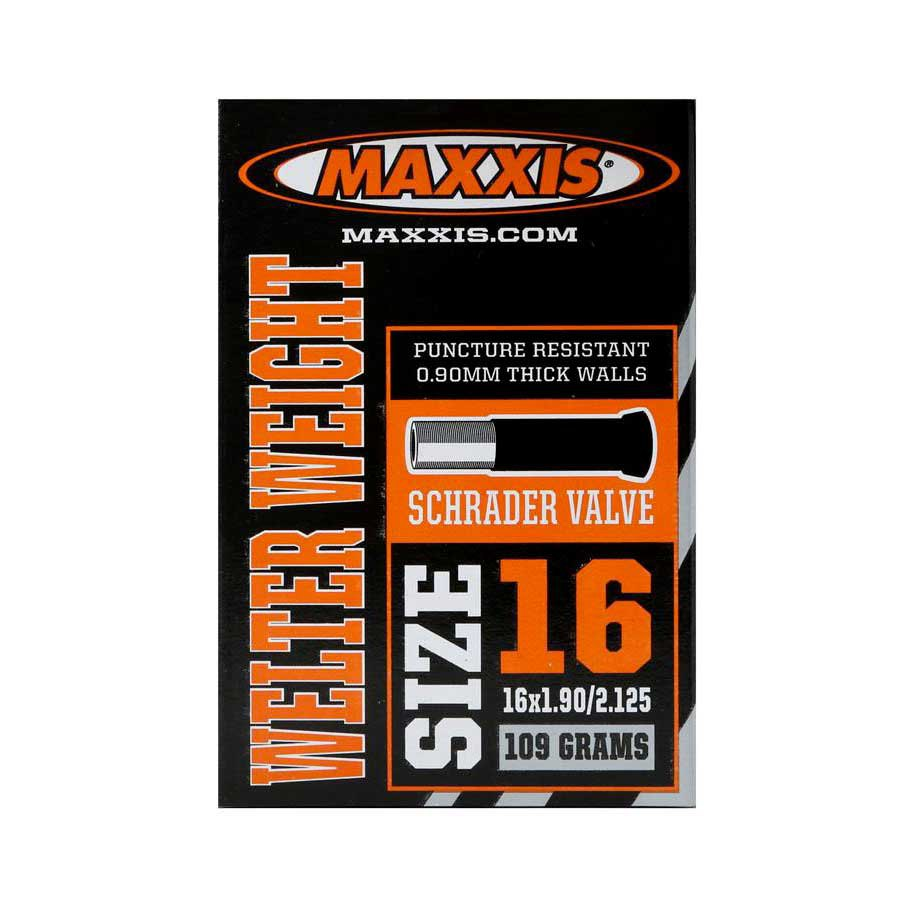 Maxxis City Tour Tube Welter Weight 16 X 1.9/2.125 SV