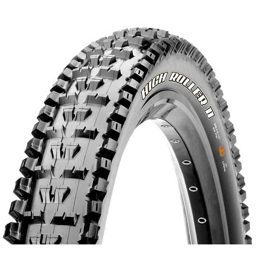Maxxis High Roller II 3CT/EXO/TR 60 TPI Foldable