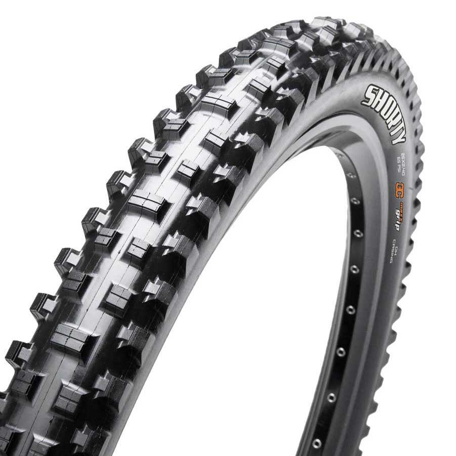 Maxxis Shorty Exo Kevlar 3C 27.5 X 2.30 Tubeless Ready
