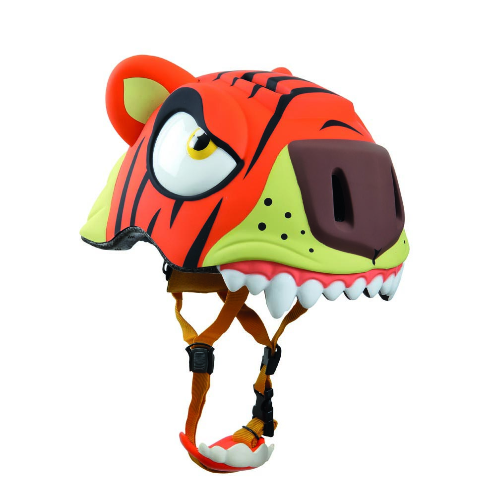 Crazy safety Tiger Helmet