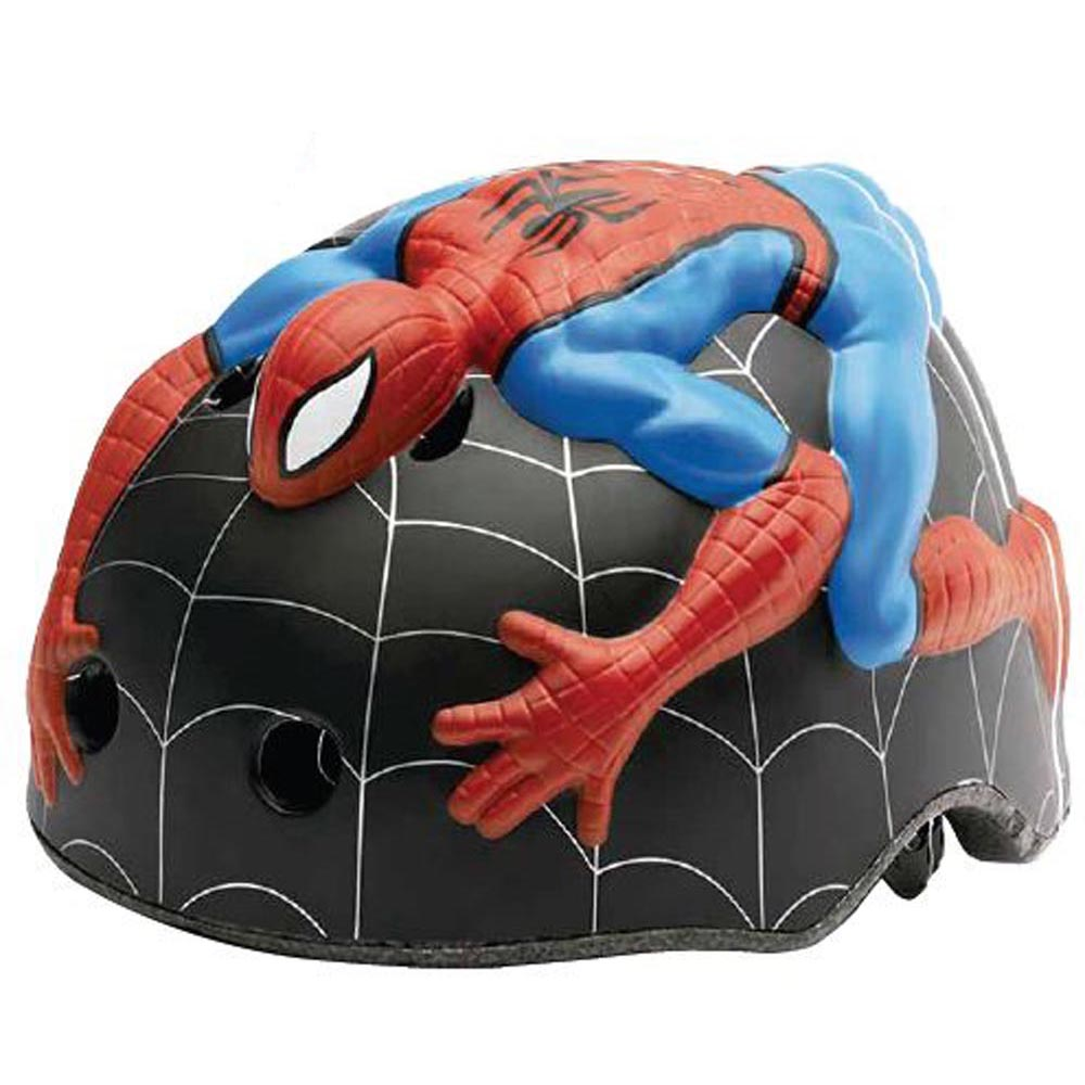 Crazy safety Spiderman Helmet