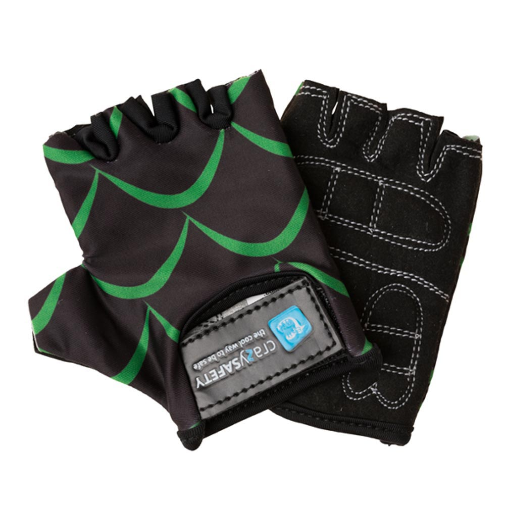 Crazy safety Black Dragon Gloves
