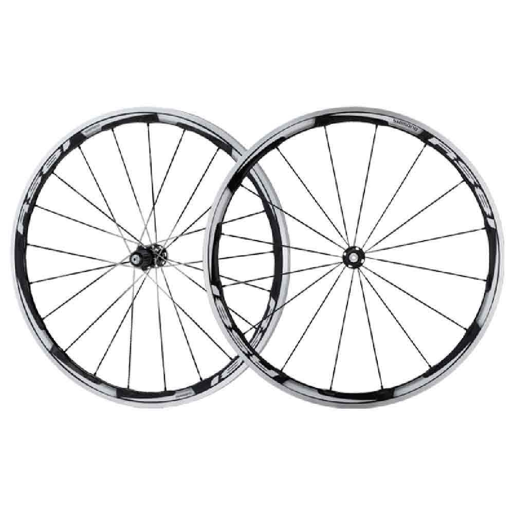 Shimano RS81 C35 Clincher 11 Speed (Pair)