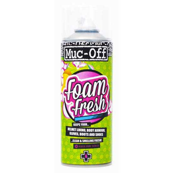 Muc Off Helmet Cleaner Foam Fresh 400ml