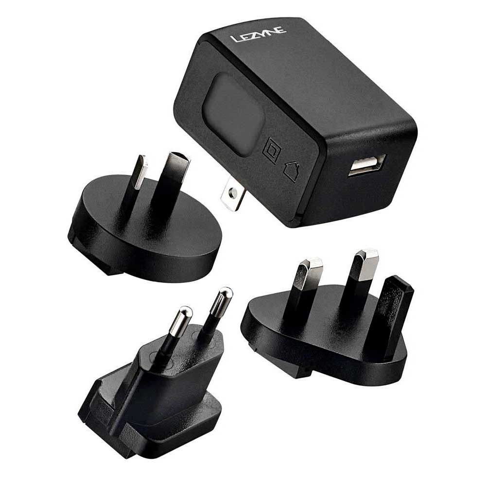 Lezyne International He 2A USB Charging Kit-All Lezyne Led 5V 2A