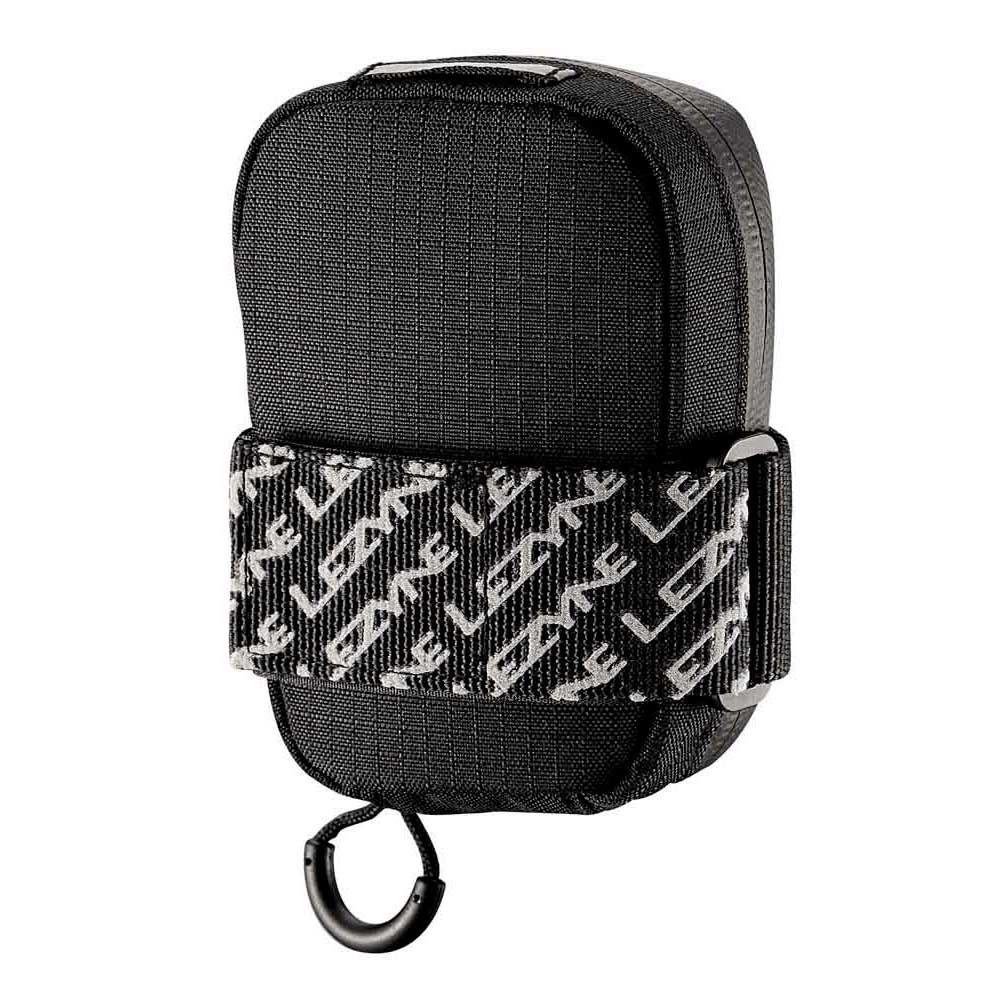 Lezyne Road Caddy Single Strap Mount Zip In Half Opening