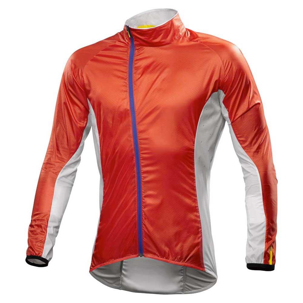 Mavic Cosmic Pro Jacket Racing Red   Cane 17d81a307c