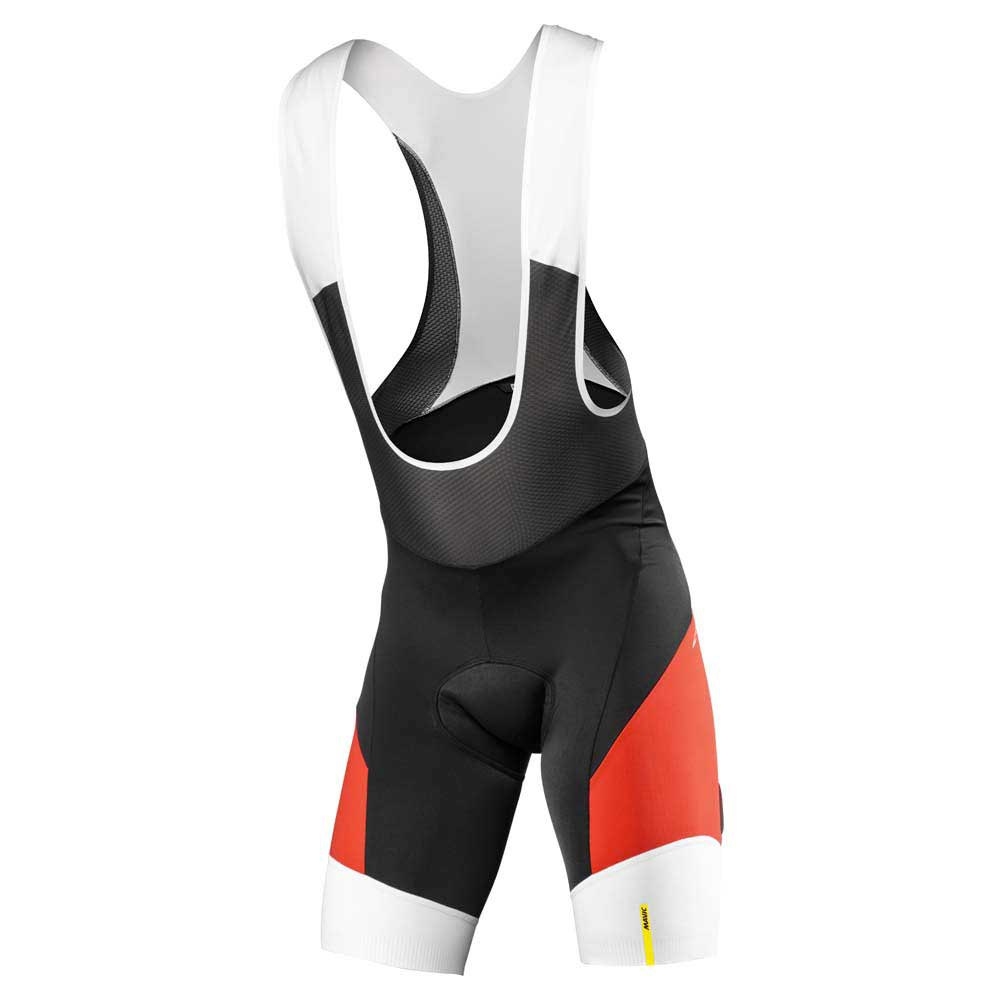Mavic Cosmic Pro Bib Short Red buy and offers on Bikeinn 9a0cdd111
