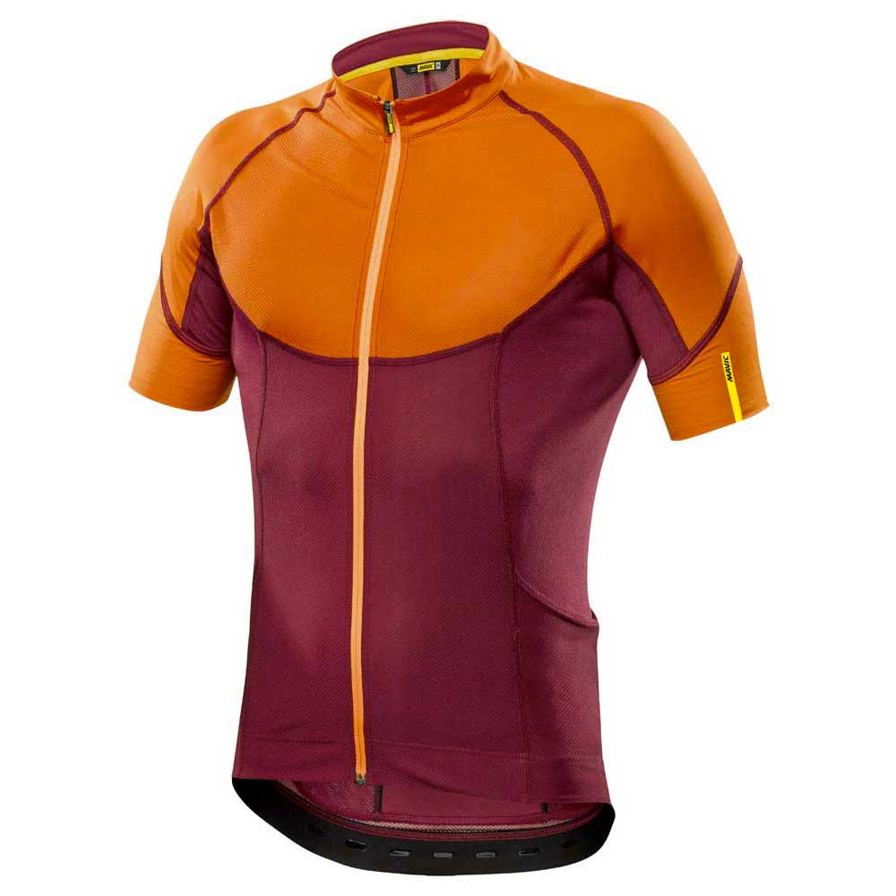 Mavic Ksyrium Pro Jersey Red buy and offers on Bikeinn 71a9ecf07