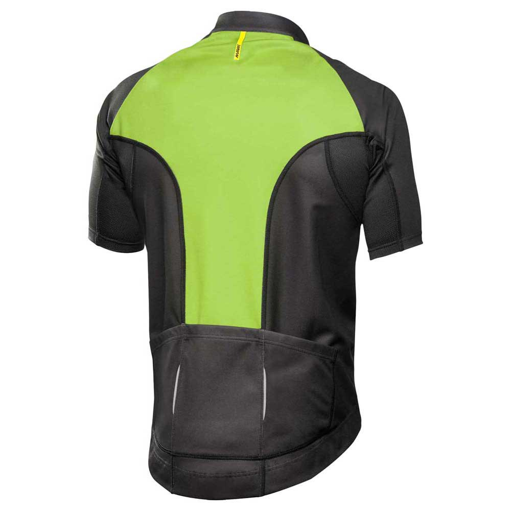 Mavic Cosmic Jersey Green buy and offers on Bikeinn fb115149a
