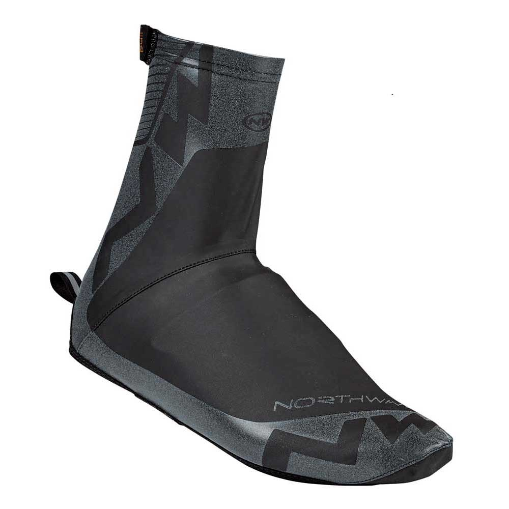 Wind /& Water Resistant Northwave H2O Winter Cycling Shoecover Reflective