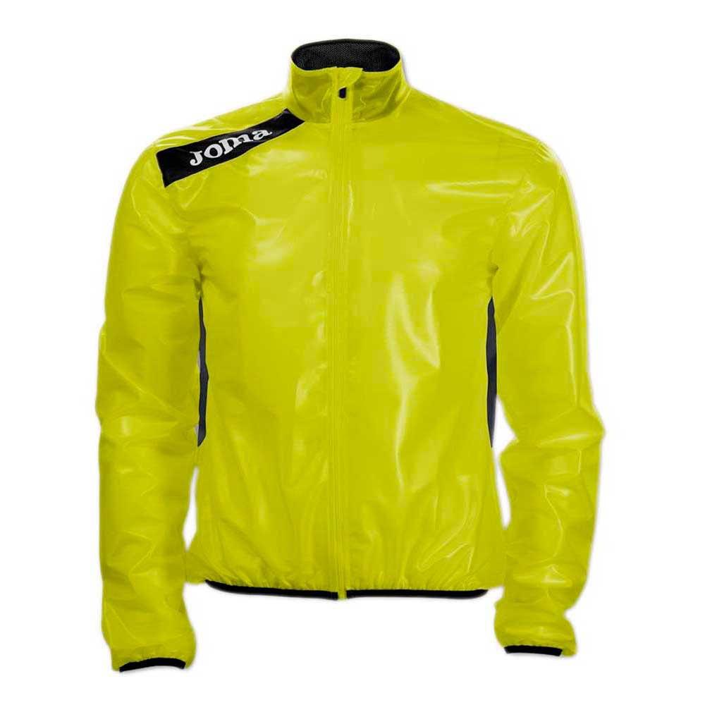 02b50eef14bd4 Joma Rain Jacket Cycling Verde comprar e ofertas na Bikeinn Casacos