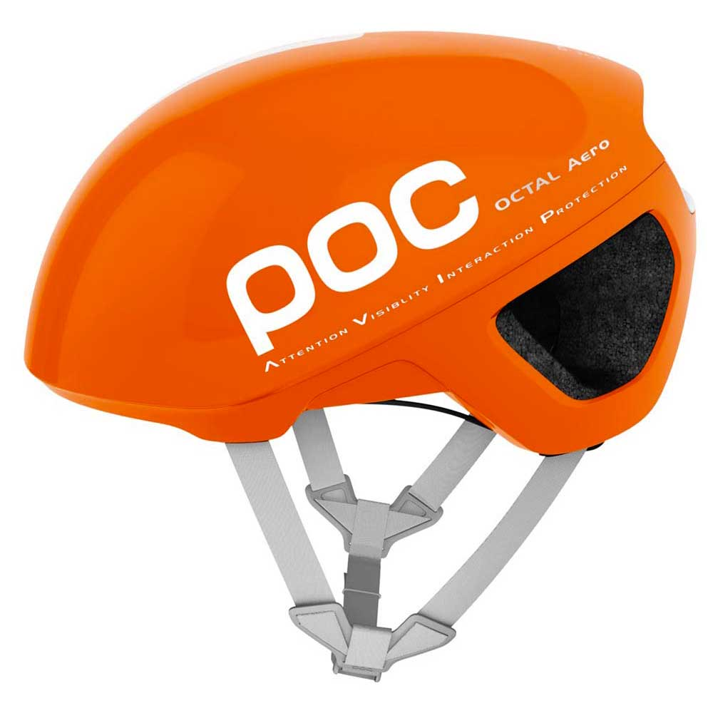 Poc Octal Aero Raceday Naranja