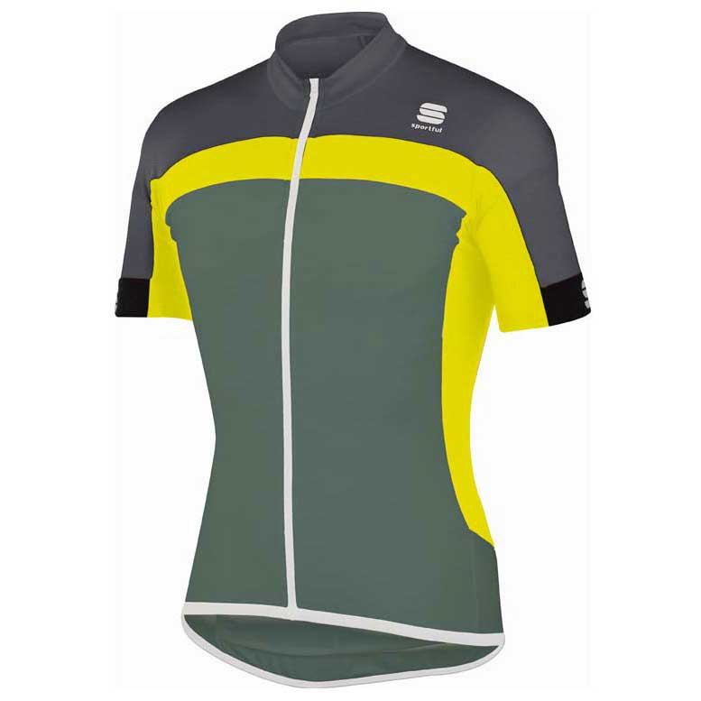 Sportful Pista Long Zip Jersey