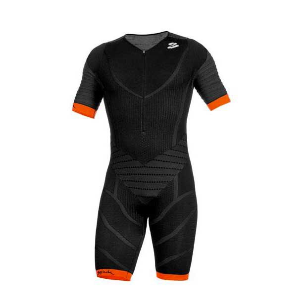 Spiuk Long Distance Short Sleeves Trisuit