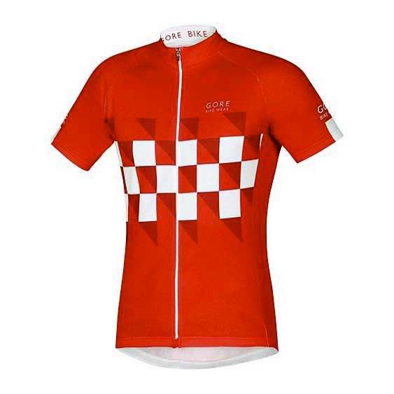Gore bike wear Element Finishline Jersey