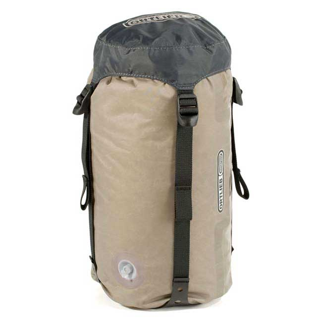 Ortlieb Ultra Lightweight Compression Dry Bag With Valve And Strap 7l