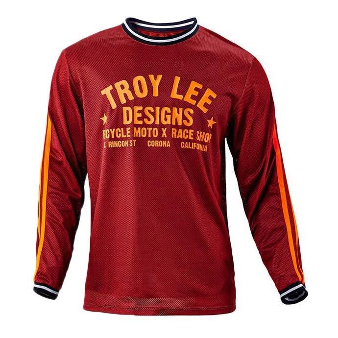 Troy lee designs Super Retro Jersey , Bikeinn T shirts