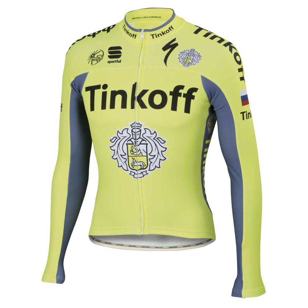 Sportful Tinkoff BodyFit Pro Thermal Jersey