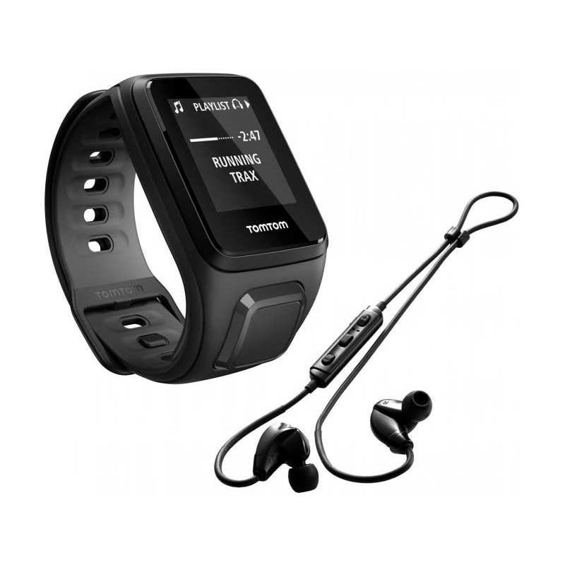 Tomtom Runner 2 Cardio + Music + Headphones