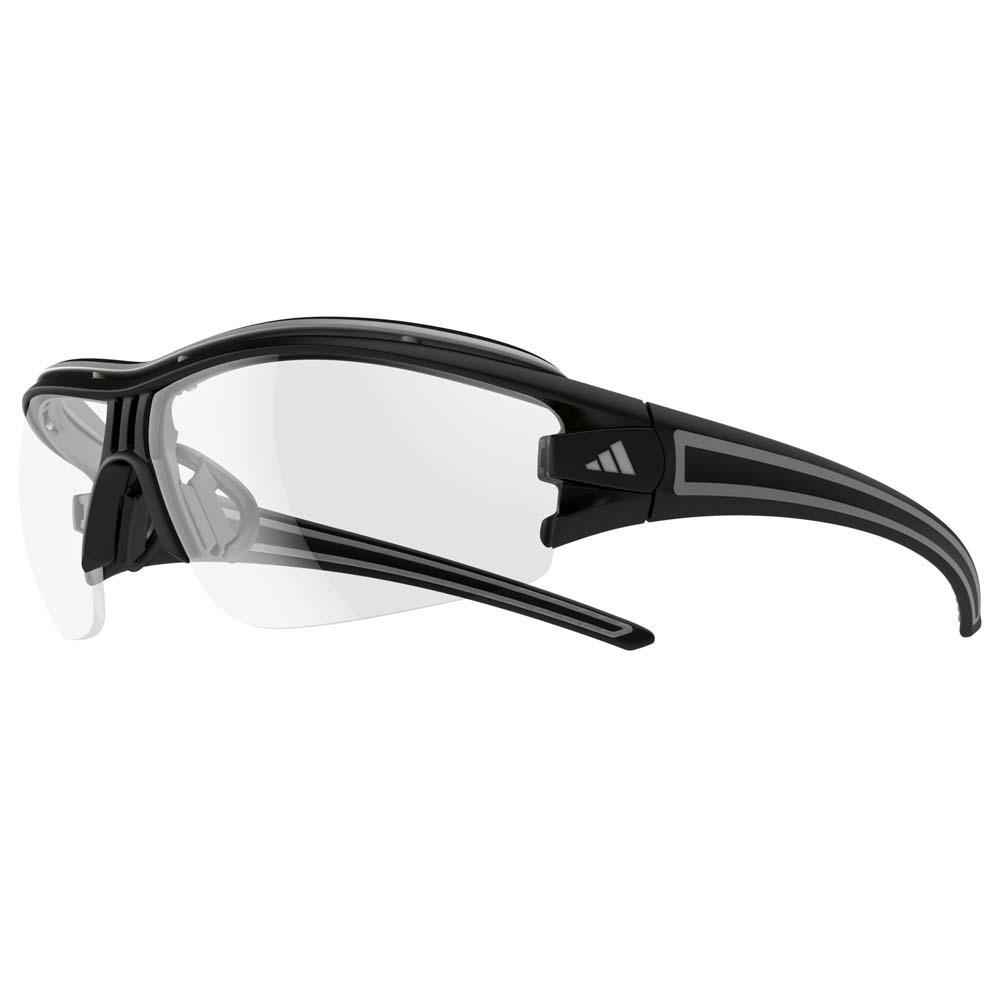 1a1837a72 adidas Evil Eye Halfrim Pro L Photochromatic Svart, Bikeinn Solbriller